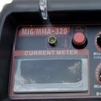 Белмаш MIG 320 - ампераж