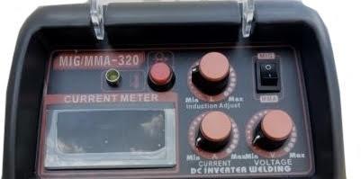 Белмаш MIG 320 - протяжка