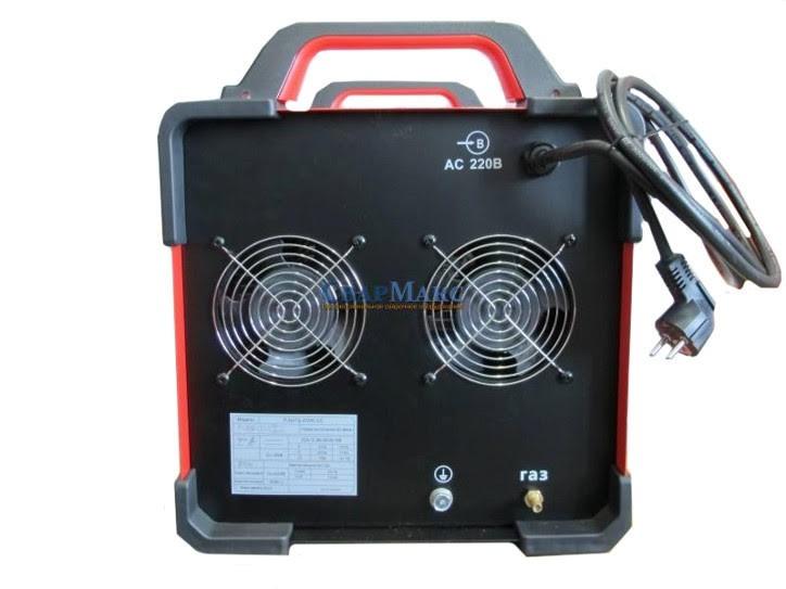 Edon Pulse 200 AC/DC - охлаждение