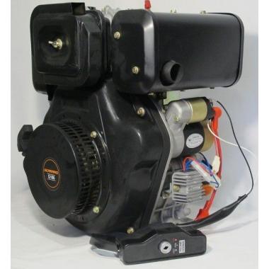 Двигатель дизельный Gerrard G186 E фото