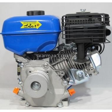 Двигатель бензиновый Беларусь 170F 7,5 л.с. 19 вал с шкивом фото