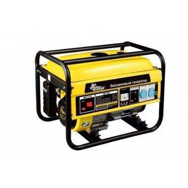 Бензиновый генератор Кентавр КБГ 505 фото