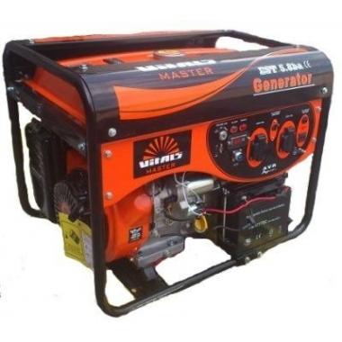 Бензиновый генератор Vitals Master EST 5.8ba фото