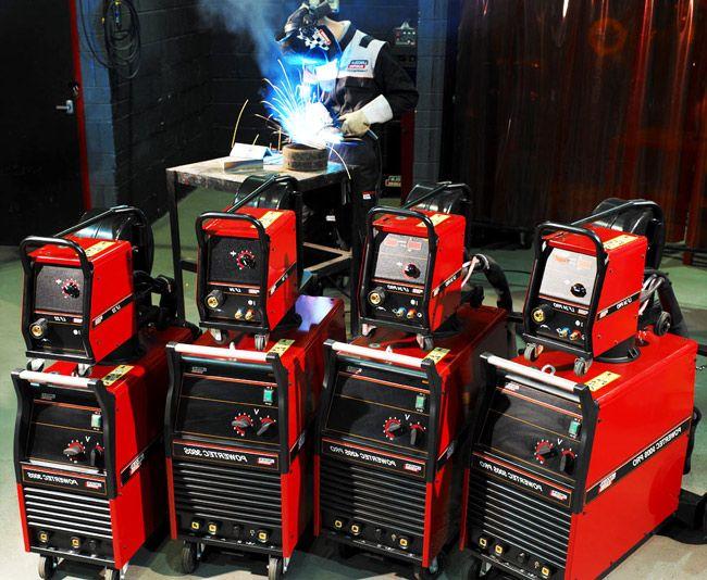 Фото Выбор сварочного оборудования