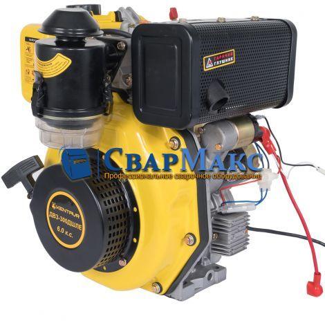 Дизельный двигатель Кентавр ДВУ-300ДШЛЕ