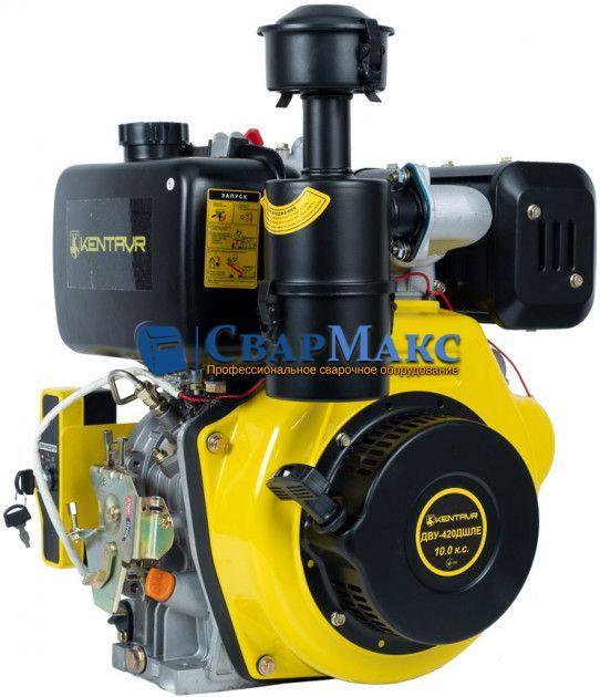 Дизельный двигатель Кентавр ДВУ-420ДШЛЕ