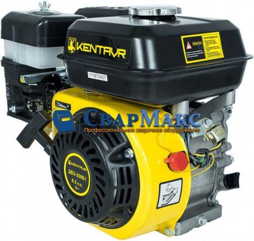 Бензиновый двигатель Кентавр ДВЗ-210БШЛ