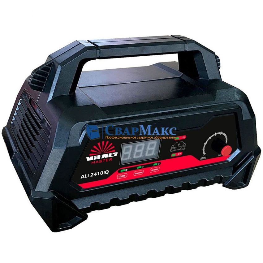 Зарядний пристрій Vitals Master ALI 2410IQ