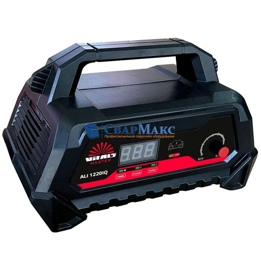 Зарядний пристрій Vitals Master ALI 1220IQ